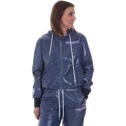 textil Mujer Chaquetas La Carrie 092M-TJ-440 Azul
