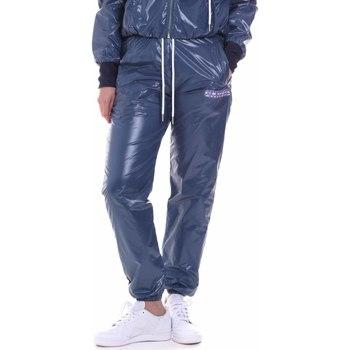 textil Mujer Pantalones de chándal La Carrie 092M-TP-441 Azul