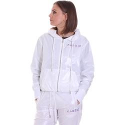 textil Mujer Chaquetas La Carrie 092M-TJ-420 Blanco