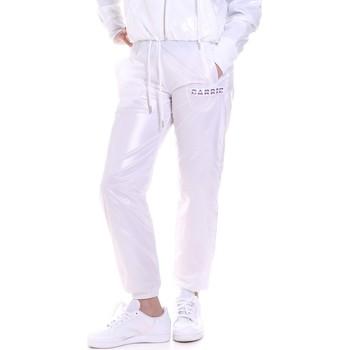 textil Mujer Pantalones de chándal La Carrie 092M-TP-421 Blanco