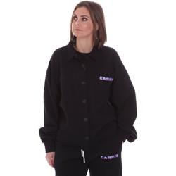 textil Mujer Chaquetas La Carrie 092M-TJ-310 Negro