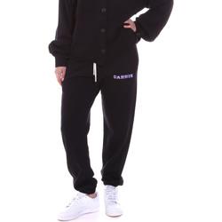 textil Mujer Pantalones de chándal La Carrie 092M-TP-311 Negro
