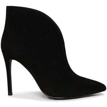 Zapatos Mujer Botas de caña baja Steve Madden SMSALANI-BLK Negro