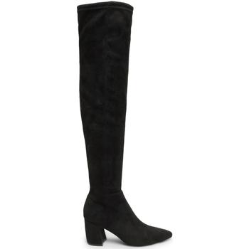 Zapatos Mujer Botas de caña baja Steve Madden SMSNIFTY-BLK Negro