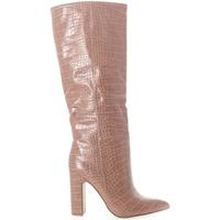 Zapatos Mujer Botas de caña baja Steve Madden SMSROUGE-TANCRO Marrón