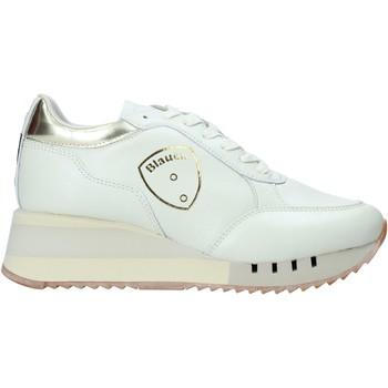 Zapatos Mujer Deportivas Moda Blauer F0CHARLOTTE05/LAN Blanco