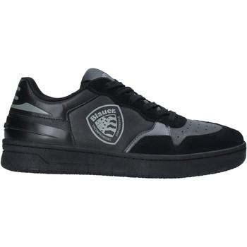 Zapatos Hombre Deportivas Moda Blauer F0DAYTON01/TUC Negro