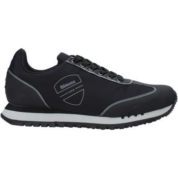 Zapatos Hombre Deportivas Moda Blauer F0DENVER06/NYL Negro