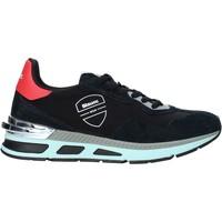 Zapatos Hombre Deportivas Moda Blauer F0HILOXL02/NYL Negro