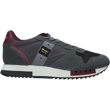 Zapatos Hombre Deportivas Moda Blauer F0QUEENS01/CAM Gris