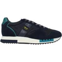 Zapatos Hombre Deportivas Moda Blauer F0QUEENS01/CAM Azul