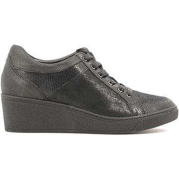 Zapatos Mujer Botas de caña baja Grunland SC2062 Negro
