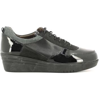 Zapatos Mujer Zapatillas bajas Grunland SC2365 Negro