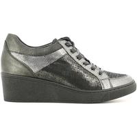 Zapatos Mujer Zapatillas bajas Grunland SC2062 Gris