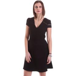 textil Mujer Vestidos cortos Dixie A529M068 Negro