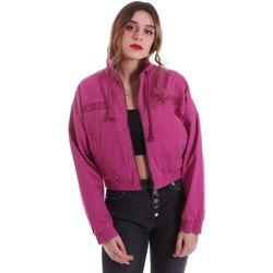 textil Mujer Chaquetas Karl Kani KRCKKWQ32042DPNK Violeta