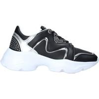 Zapatos Mujer Deportivas Moda Manila Grace S013EW Negro