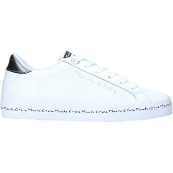 Zapatos Mujer Deportivas Moda Manila Grace S046LU Blanco