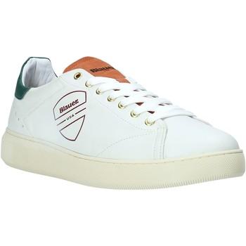 Zapatos Hombre Deportivas Moda Blauer F0KEITH02/LES Blanco
