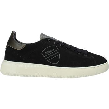 Zapatos Hombre Deportivas Moda Blauer F0KEITH02/SUW Negro
