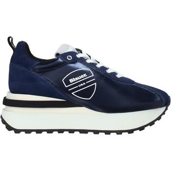 Zapatos Hombre Deportivas Moda Blauer F0MABEL01/NYL Azul