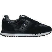 Zapatos Hombre Deportivas Moda Blauer F0MELROSE01/NYL Negro