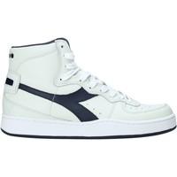 Zapatos Mujer Zapatillas altas Diadora 501.171.823 Blanco