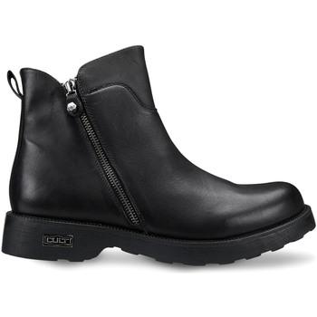 Zapatos Hombre Botas de caña baja Cult CLE104212 Negro