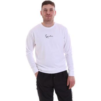 textil Hombre Sudaderas Karl Kani KRCKKMQ22002WHT Blanco