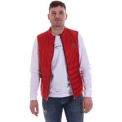 textil Hombre Plumas Gaudi 811BU35013 Rojo