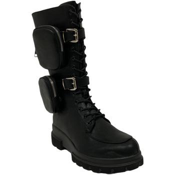 Zapatos Mujer Botas de caña baja Gold&gold B20 GA639 Negro