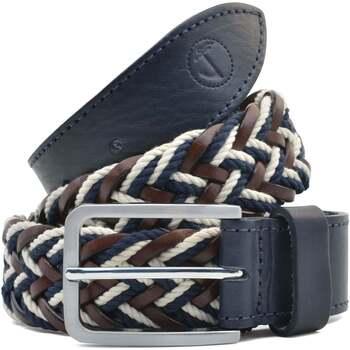 Accesorios textil Hombre Cinturones Seajure Cinturón de cuerda náutica Azul