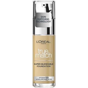 Belleza Mujer Base de maquillaje L'oréal Accord Parfait Foundation 2d/2w-golden Almond