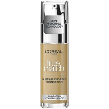 Belleza Mujer Base de maquillaje L'oréal Accord Parfait Foundation 5,5d/5,5w-golden Sun