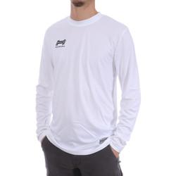 textil Hombre Camisetas manga larga Hungaria  Blanco