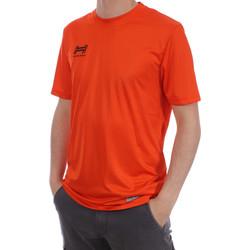 textil Hombre Camisetas manga corta Hungaria  Naranja