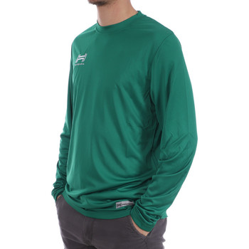 textil Hombre Camisetas manga larga Hungaria  Verde