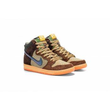 Zapatos Zapatillas bajas Nike SB Dunk High x Concepts