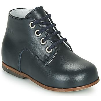 Zapatos Niña Zapatillas altas Little Mary MILOTO Azul