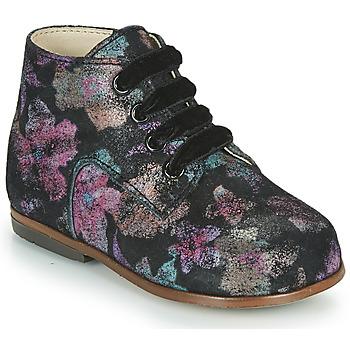 Zapatos Niña Zapatillas altas Little Mary MILOTO Negro