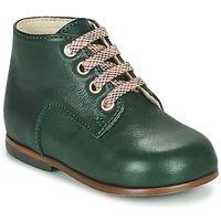 Zapatos Niña Zapatillas altas Little Mary MILOTO Kaki