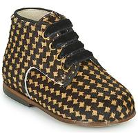 Zapatos Niña Zapatillas altas Little Mary MAXYNE Negro
