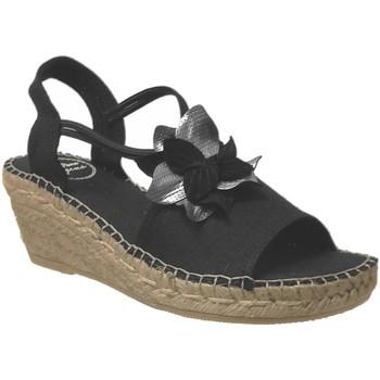 Zapatos Mujer Alpargatas Toni Pons ISABEL12 Lienzo negro