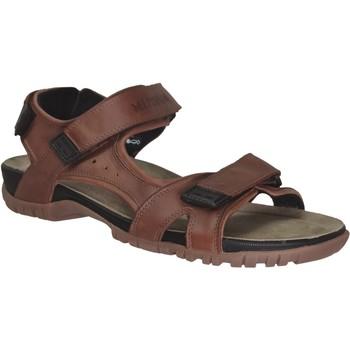Zapatos Hombre Sandalias de deporte Mephisto BRICE Cuero marrón