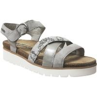 Zapatos Mujer Sandalias Mobils By Mephisto Thina gris