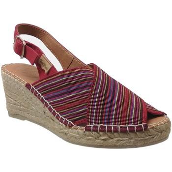 Zapatos Mujer Alpargatas Toni Pons Teia Multi rojo