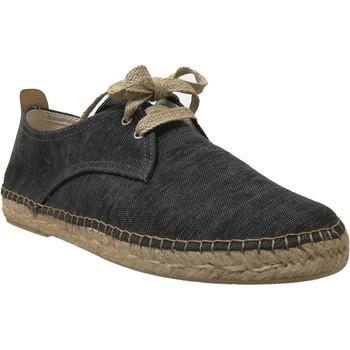 Zapatos Hombre Alpargatas Toni Pons Dixon negro