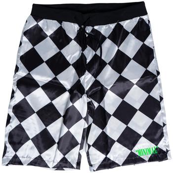 textil Hombre Shorts / Bermudas Minimal U.2295 Nero