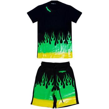 textil Hombre Conjuntos chándal Exclusive Paris 202EX Verde