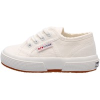 Zapatos Niño Zapatillas bajas Superga - 2750 lacci bianco S0005P0 2750 901 BIANCO